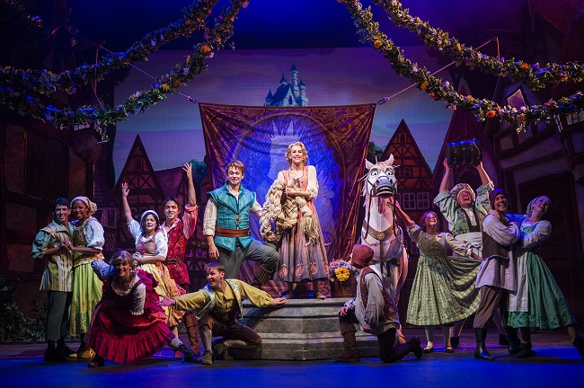 Tangled the musical review