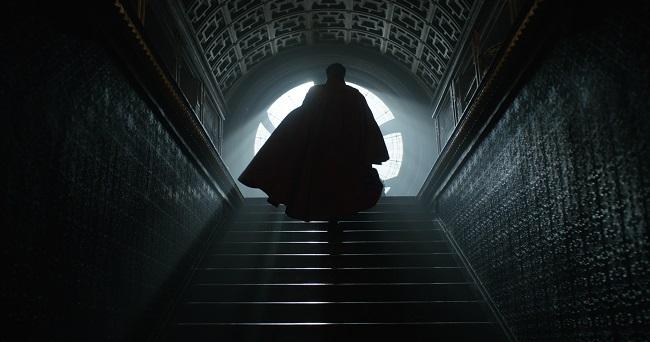 Doctor strange movie trailer