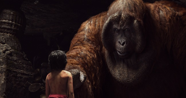 Is the jungle book movie safe for kids