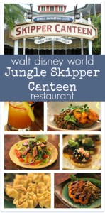 Eat at the New Jungle Skipper Canteen at Disney Magic Kingdom