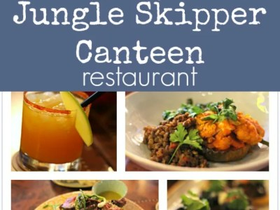 Jungle skipper canteen Disney magic kingdom