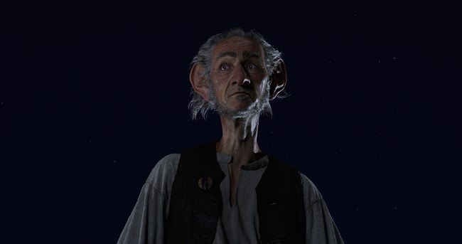 New Disney the bfg trailer new images