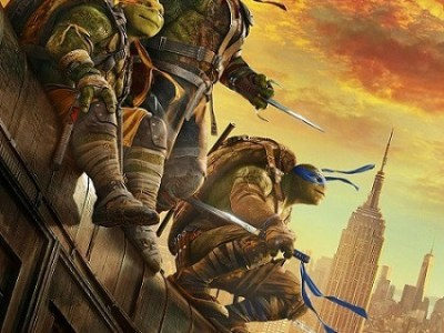 New teenage mutant ninja tutrles out of the shadows trailer