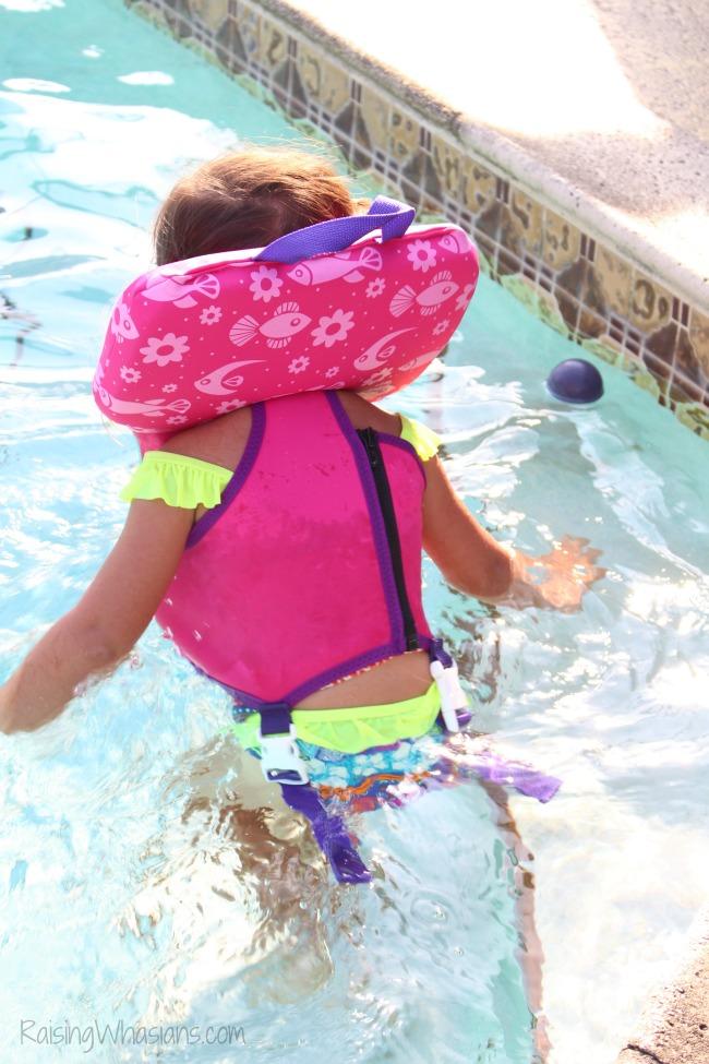 Life vest for infants