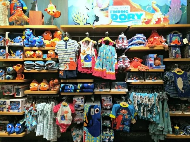 Best finding Dory merchandise