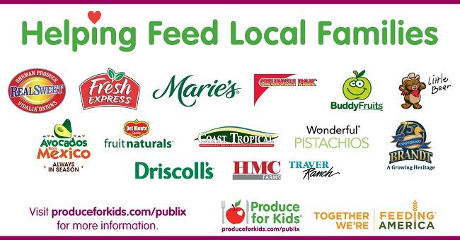 Produce for kids feeding America 2016