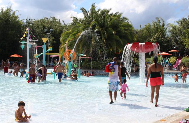 Best water fun Orlando