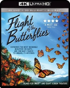 FREE Butterfly Coloring Sheets + IMAX Flight of the Butterflies Blu-Ray GIVEAWAY