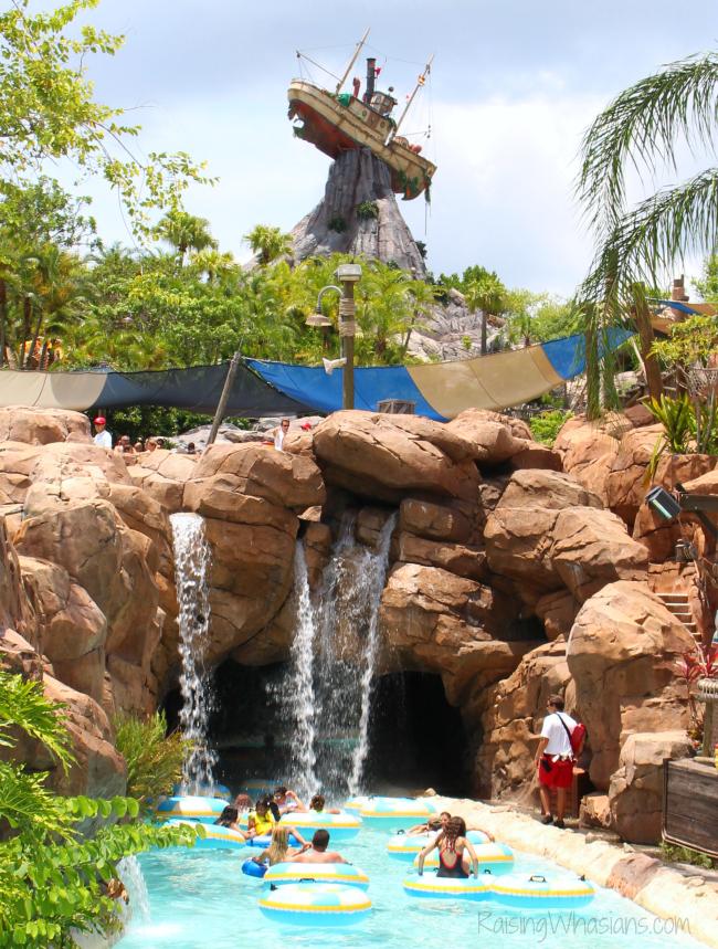 Orlando best water parks