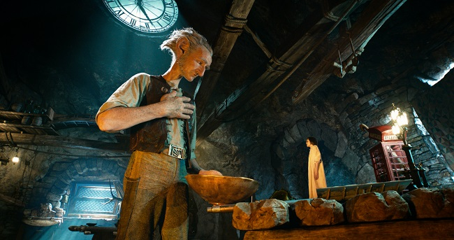 The BFG movie review for kids