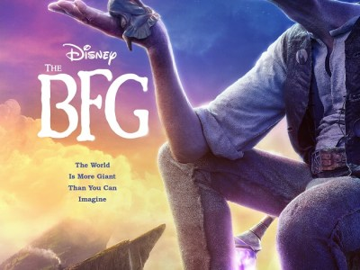 The BFG movie safe for kids