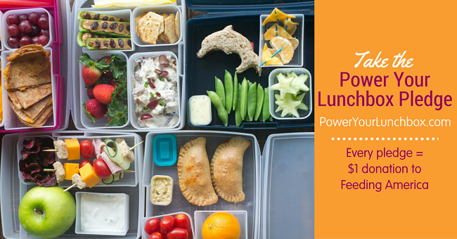 2016 power your lunchbox