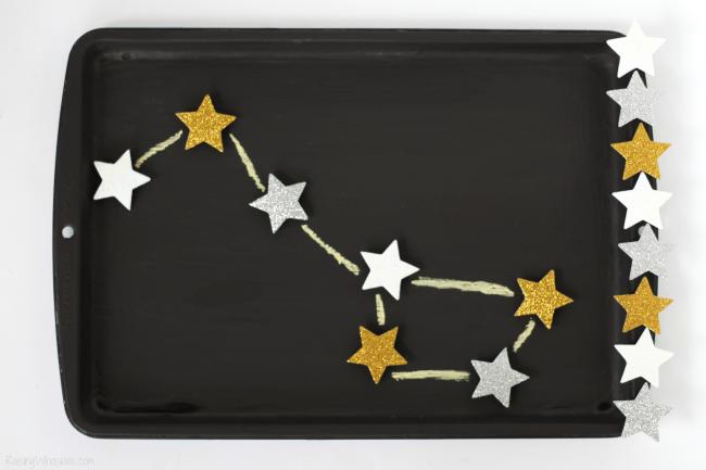 Constellation craft for kids