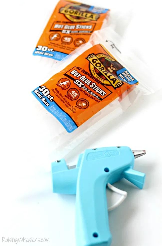 Gorilla hot glue sticks review
