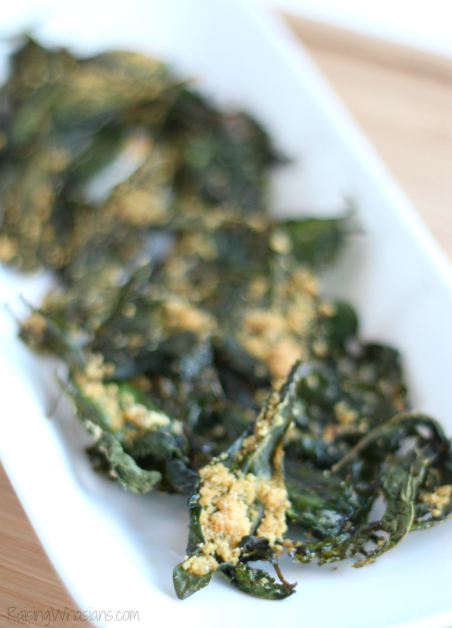 Kale chips easy