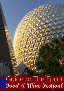 2016 Epcot Food and Wine Festival Guide to What's New #EpcotFoodFest