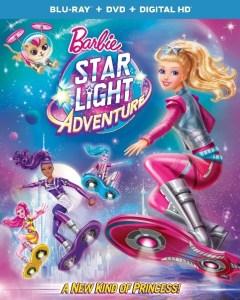 Barbie Star Light Adventure Blu-Ray Giveaway – 14 Winners!