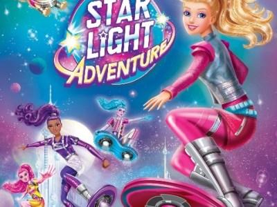 Barbie star light blu-ray