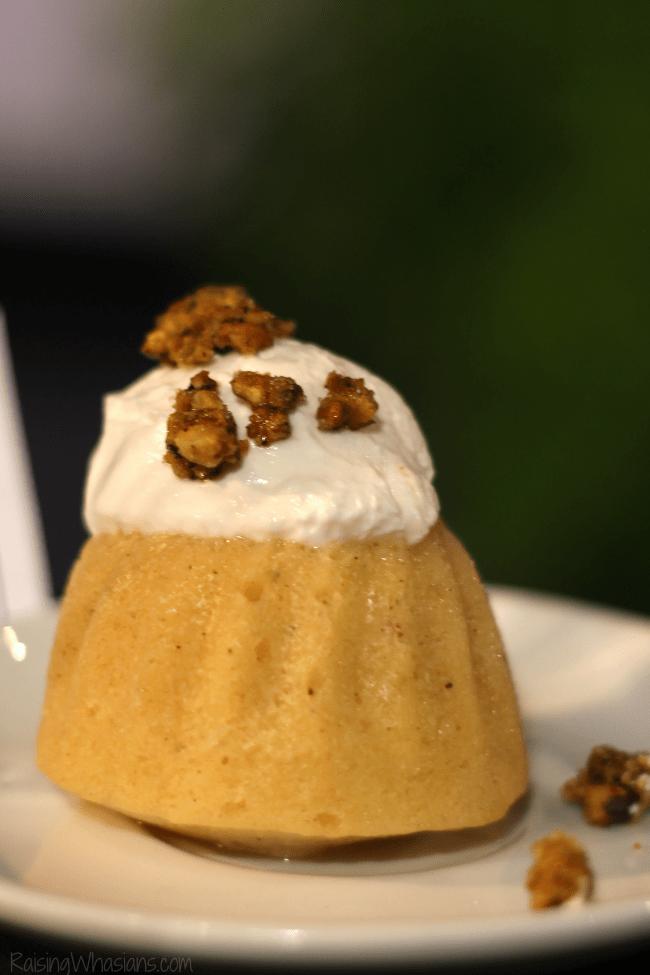 Epcot food and wine festival dessert 2016
