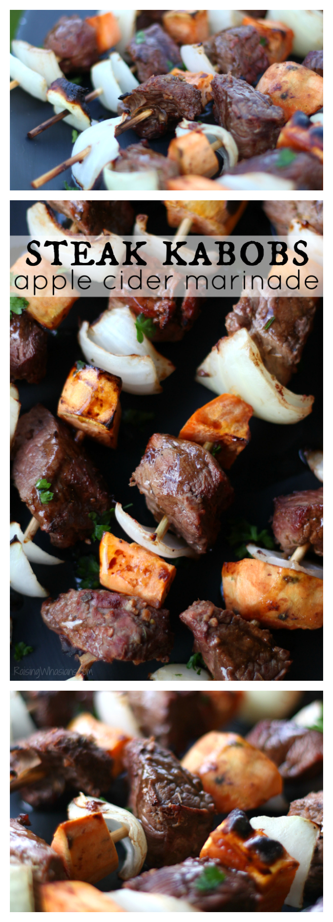 Fall steak kabobs pinterest