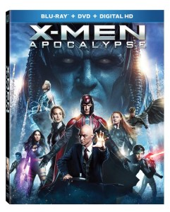 X-Men Apocalypse Blu-Ray Prize Pack Giveaway