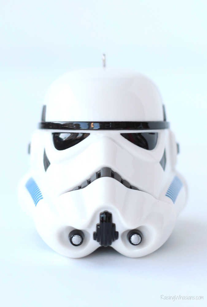 2016 star wars ornament hallmark