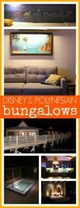 Disney's Polynesian Bungalows Photo Tour + Fun Facts #Moana