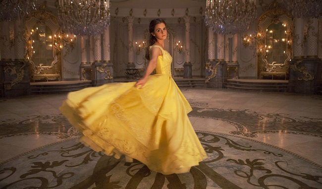 Just released beauty and the beast photos will give you chilld #beourguest