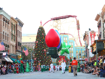 Best tips for visiting universal Orlando for the holidays