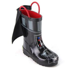 Darth Vader Rain Boots