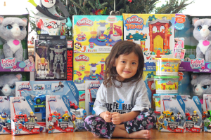 Giving Back with Our Hasbro Joy Maker Challenge + GIVEAWAY