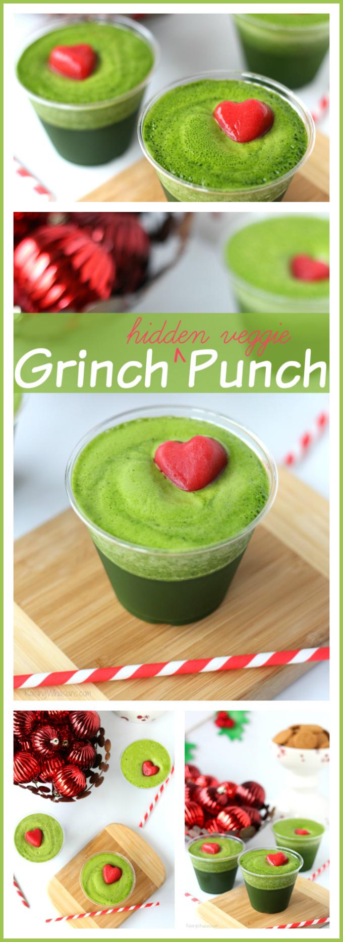 Grinch punch pinterest