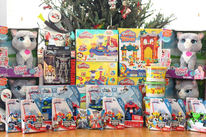Hasbro toys giveaway 2016 joy maker
