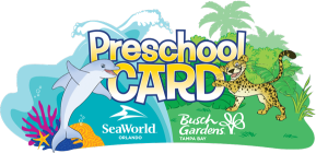 2017 SeaWorld Preschool Card | FREE Kids Admission All Year!