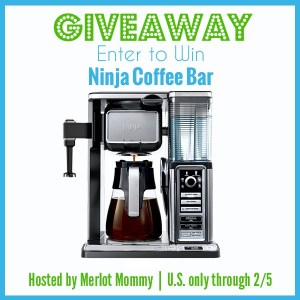 Ninja Coffee Bar Giveaway – One Winner!