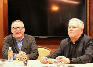 Alan Menken & Bill Condon Beauty and the Beast Interview | Revealing, Not Reinventing a Tale as Old as Time #BeOurGuestEvent