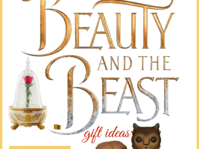 Best beauty and the beast gift ideas