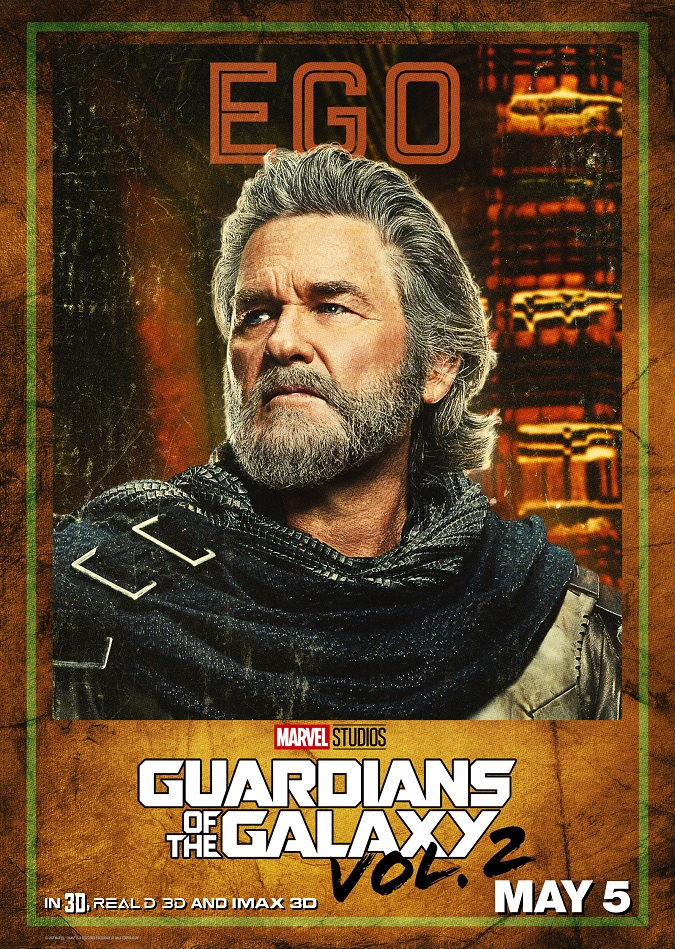 Kurt Russell interview guardians of the galaxy ego