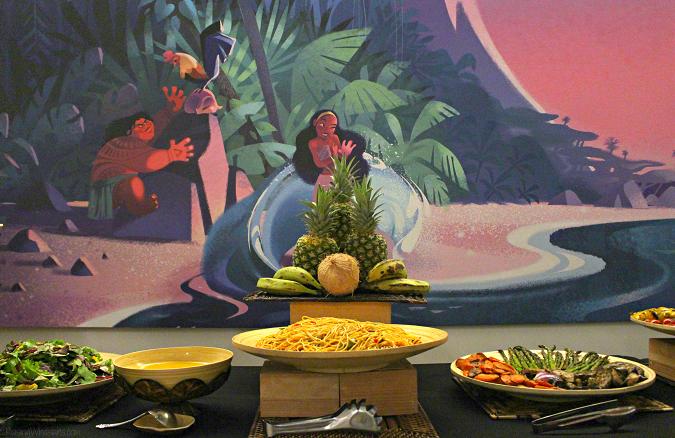 Moana party Disney animation