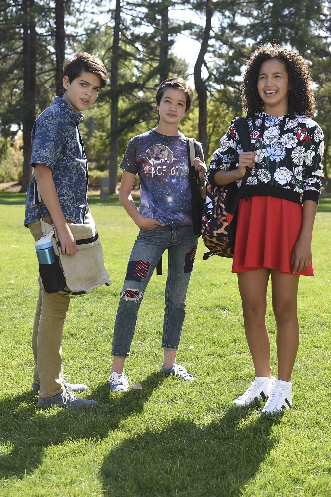 Asian American teen show Andi Mack