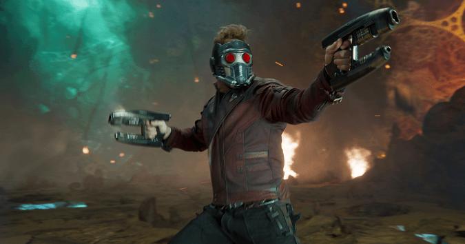 Chris Pratt talks guardians of the galaxy vol 2