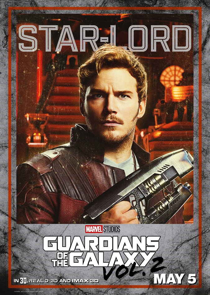 Exclusive star lord interview chris pratt guardians 2