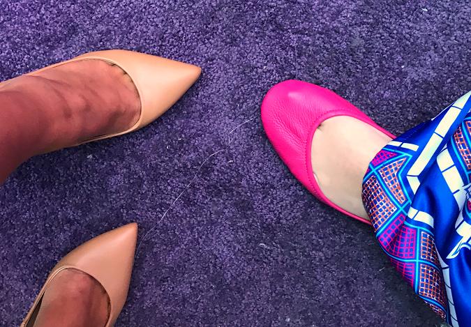 Guardians world premiere purple carpet