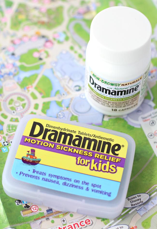 Best motion sickness medicine for kids