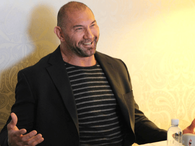 Dave Bautista guardians of the galaxy vol. 2 interview