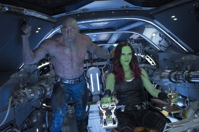 Dave Bautista talks Drax guardians 2