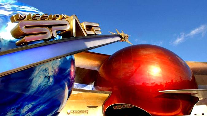 Top Disney world thrill rides