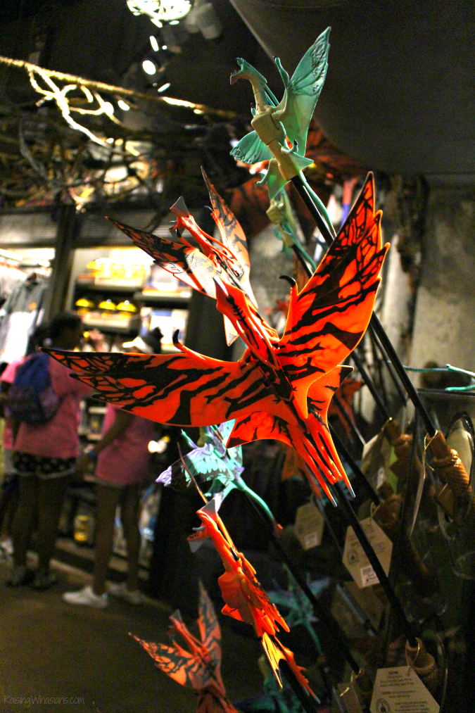 which pandora world of avatar ride is for kids