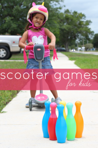6 Scooter Games for Kids with Radio Flyer + $100 Gift Card Giveaway
