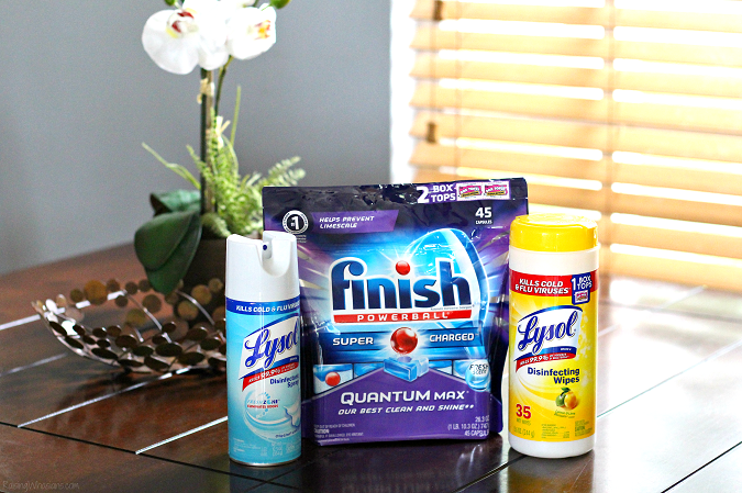 Lysol back to school deal